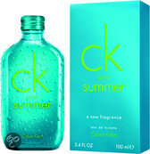 Calvin Klein One Summer Unisex - 100 ml – Eau de Toilette