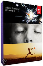 Adobe Premiere Elements 11 - Engels / WIN / MAC