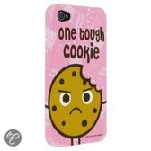David & Goliath iPhone4/4s cover - One tough cookie