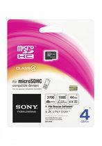 Sony SR4N4 MicroSD Card zonder adapter