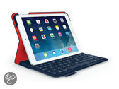 Logitech Ultrathin Keyboard folio for iPad Air - Azerty - Blauw