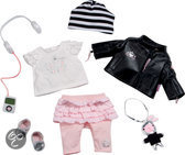 Baby Born Deluxe Star Set met MP3 Speler