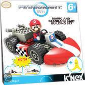 K'NEX Mario Kart Wii Standard Kart - Mario