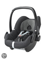 Maxi Cosi Pebble Autostoel - Black Crystal - 2015