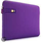 Case Logic laptopsleeve 15.6 inch - Paars