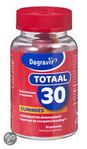 Dagravit Totaal 30 Gummies Multivitamines