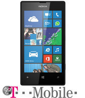 Nokia Lumia 520 - Zwart - T-Mobile prepaid telefoon