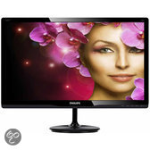 247E4LHAB 24i LED 2ms 1920x1080 16/9 2xHDMI & VGA Speakers Glossy Black SmartTouch controls