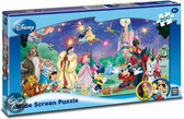 Disney Puzzel Wide Screen Classic