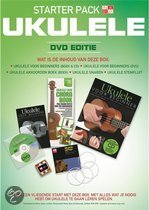 Starterpack Ukulele Book/DVD/Accessory
