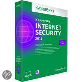 Kaspersky Internet Security 2014 RB - Benelux / 1 PC
