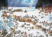 Heye Puzzel - Napoleon's Winter, Loup