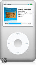 Apple iPod classic - MP4-speler - 160 GB - Zilver