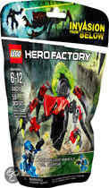 LEGO Hero Factory TUNNELBEEST vs. SURGE - 44024
