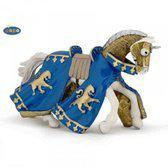Papo Blue Prince Richard horse