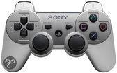 Foto van Sony PlayStation Draadloze Dualshock Controller Zilver PS3