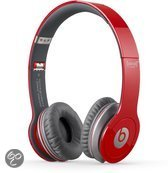 Beats by Dre Solo HD - On-Ear Koptelefoon - Rood