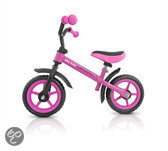 Milly Mally DRAGON - Loopfiets - Roze