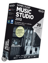 Magix Samplitude Music Studio 2013 - dvd-Rom