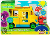 Playskool Sesamstraat Schoolbus