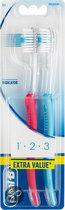 Oral-B 1 2 3 Indicator - 2 stuks - Tandenborstel