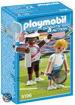 Playmobil 2 Tennisspelers - 5196