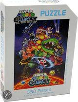 Nintendo Puzzel Mario Galaxy