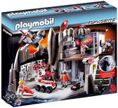 Playmobil Top Agents Hoofdkwartier- 4875