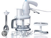 Braun Mixer Multiquick System 6 in 1 M 1070 M FP