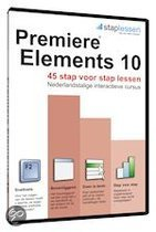 ShareART Staplessen Adobe Premiere Elements 10 - Nederlands