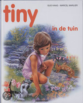 Tiny in de tuin