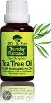 Tea Tree Olie 100% Antisept Thursday Plantation