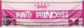 Banner 'Party Princess'