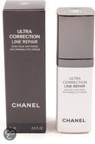 Chanel Ultra Correction Line Repair Anti Wrinkle - 15 ml - Oogcrème