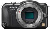 Panasonic Lumix DMC-GF5 Body - Systeemcamera - Zwart