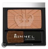 Rimmel Lasting Finish Mono Blush with brush - 200 Amber - Blush