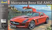 Revell Auto Mercedes SLS AMG - Bouwpakket - 1:24