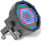 Beamz FlatPAR 154x 10mm RGBW LED's DMX Home entertainment - Accessoires