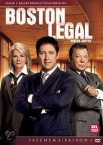 Boston Legal - Seizoen 1 (5DVD)