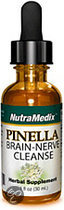 Pinella Brain-Nerve-Cleanse - 30 ml