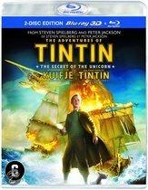 De Avonturen Van Kuifje: Het Geheim Van De Eenhoorn (3D Blu-ray)