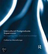 Intercultural Postgraduate Supervision