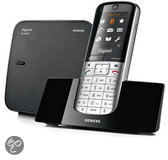 Gigaset SL400A - Single DECT telefoon met antwoordapparaat - Aluminium