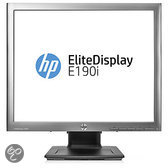 HP EliteDisplay E190i 19i LED Monitor
