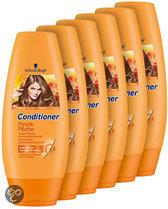 Schwarzkopf Perzik - 6 x 250 ml Voordeelverpakking - Conditioner