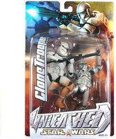 Star Wars Speelgoed: Clone Trooper Unleashed red version