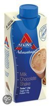 Atkins Advantage Melk Chocolade Drink - 330 ml - Ready To Drink