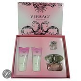Versace Bright Crystal for Women - 4 delig - Geschenkset