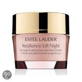 Estee Lauder Resilience Lift Night Care Skin Face Neck Firming - 50 ml - Nachtcrème