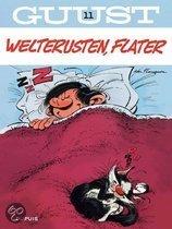 Guust Flater: 011 Welterusten, Flater